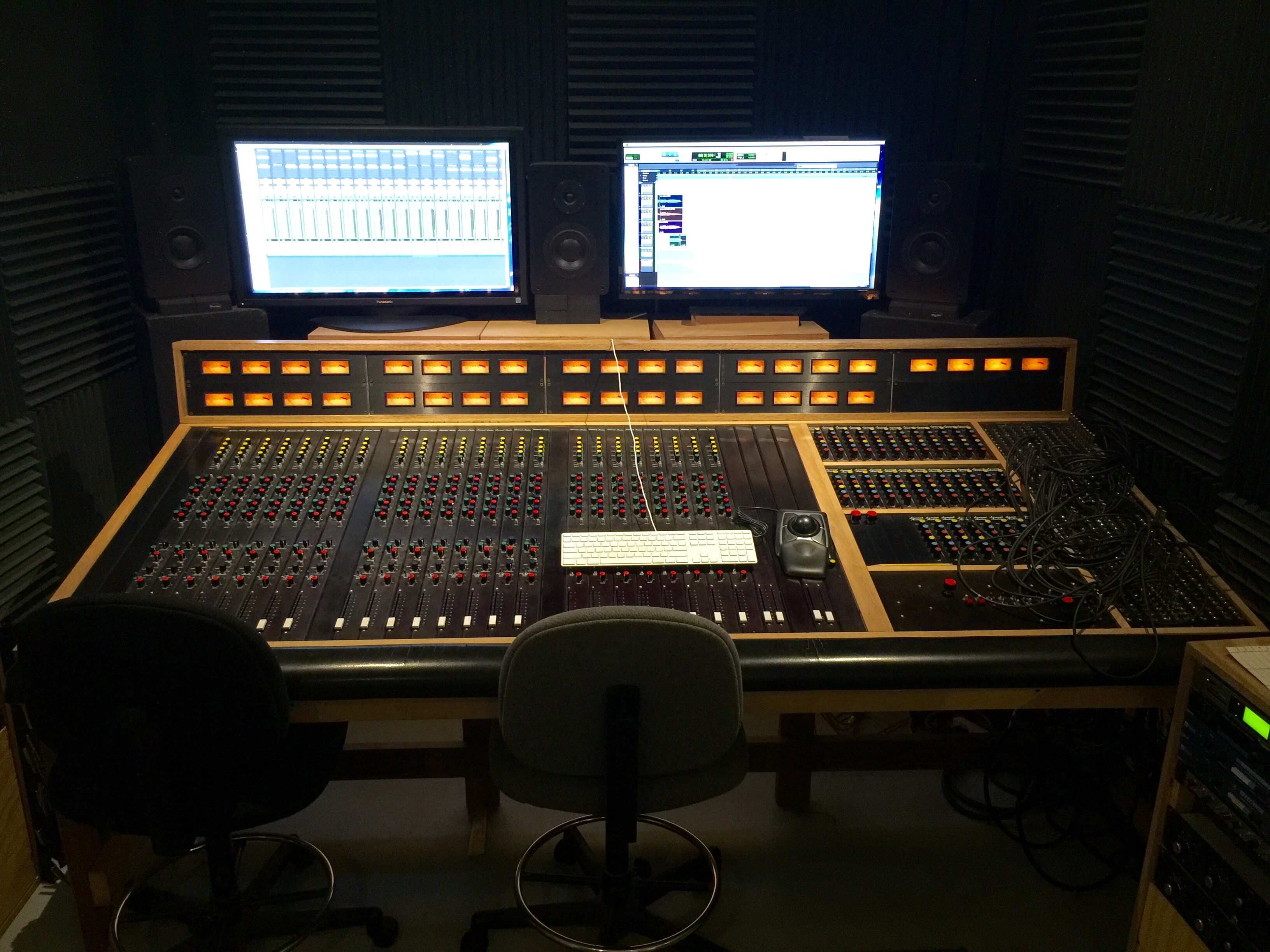 Sound production board in Phoenix, AZ