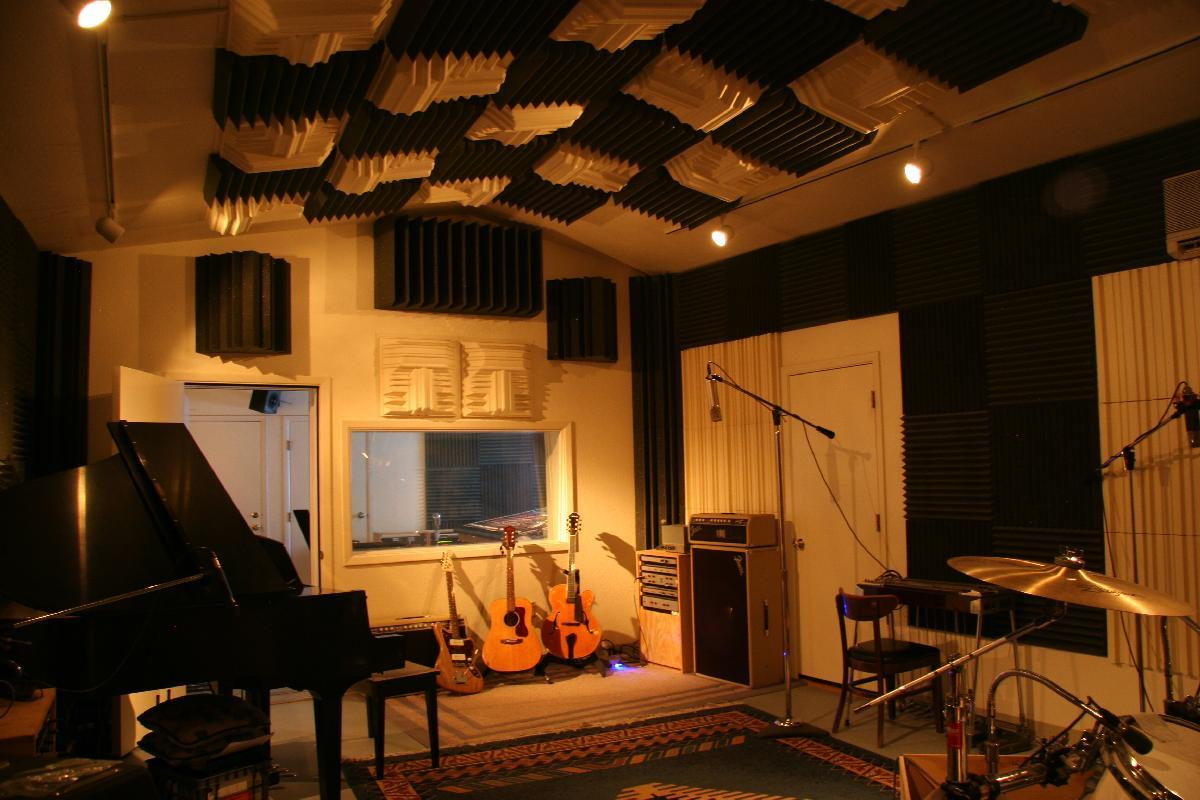 Recording Studio In Phoenix Az Lamont Audio